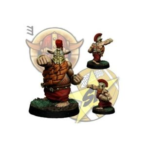 Star Player Miniatures Dwarf Berserker 1