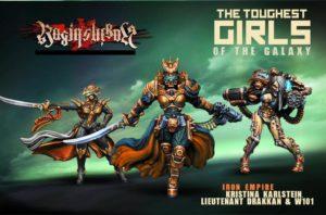 Raging Heroes Iron Empire Character Box 2