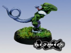 Neomics Goblin Mutant With Tail