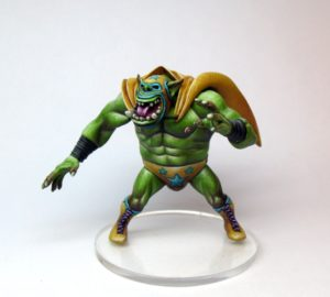 Ammon Miniatures The Fighting Ork