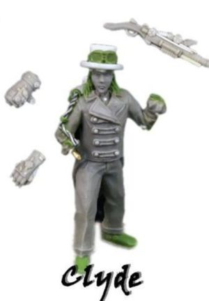 Another World Miniatures Clyde Steampunk