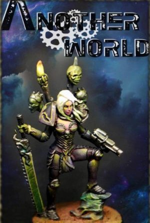 Another World Miniatures Chaos Selene The Flower Of Evil
