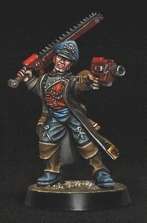 Brother Vinni Commander Alexander Bar Kokhba