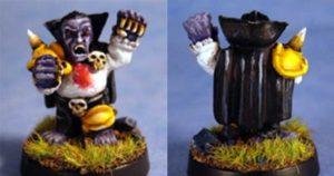 Impact Miniatures Deadling Team Vampling Star Bilbo Lugosi