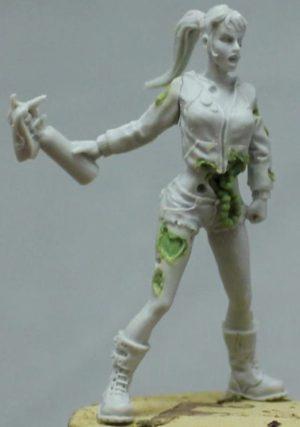 Golem Miniatures Zombie Jess