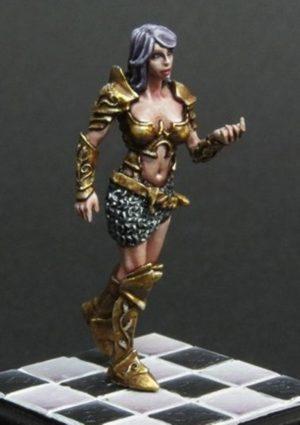 Golem Miniatures Eva Knight