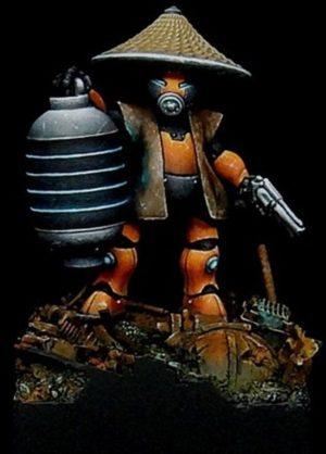Golem Miniatures Sayu
