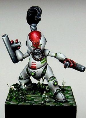 Golem Miniatures Gaijin Sakon