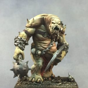 Sygill Forge Saxon Monstrous Creature Grendel