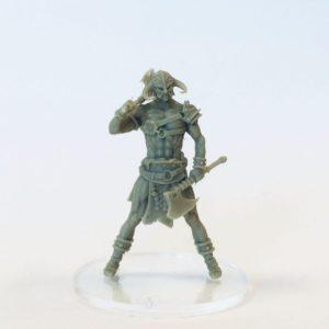 Sygill Forge Saxon Barbarian Horsa