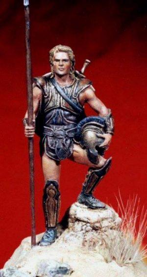 Icon Figures Brad Pitt Achilles Troy