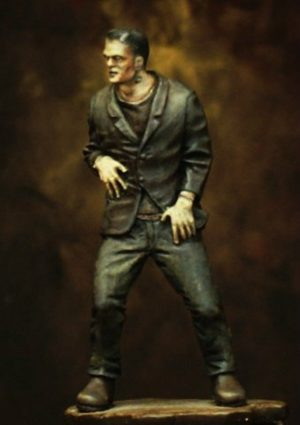 Icon Figures Boris Karloff Frankenstein Monster 1931