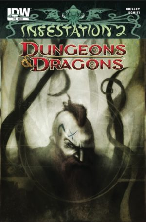 IDW Publishing Infestation 2 Dungeons And Dragons 2
