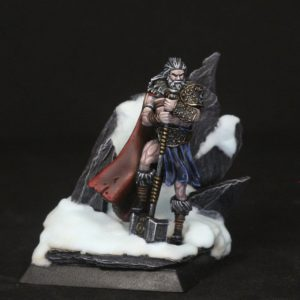 Sygill Forge Viking Jorund