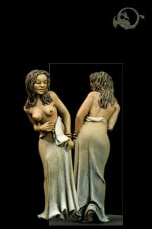 El Viejo Dragon Miniatures Classic Nude 6