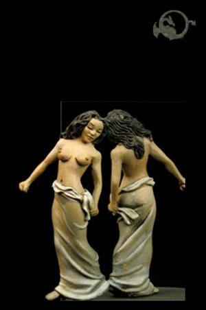El Viejo Dragon Miniatures Classic Nude 10