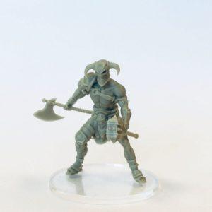 Sygill Forge Saxon Barbarian Lothar