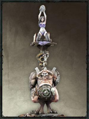 Cryptlock Lya Vogdu Banned Witch Mistress