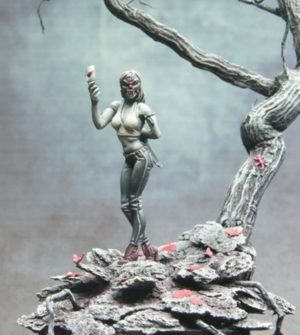 Maow Miniatures Double Face II Limited Edition