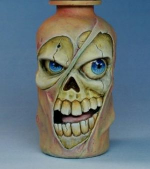 Maow Miniatures Monstrop'os Monster Bottle Zombie
