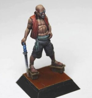 Maow Miniatures Sennin Jack (Limited Edition)