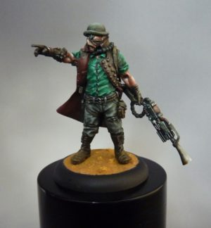 Maow Miniatures Judge Bobby (Limited Edition)