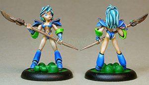 Shadowforge Miniatures Manga Range Hera