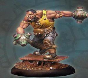 Mad Puppet Miniatures H.O.S.T Mercenary Brute