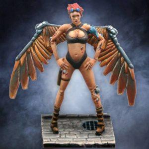 Magic Reality Miniatures Fallen Angel