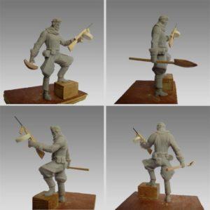 MSB Toys The Servant Friar Sandy