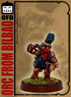 Orc From Bilbao Fantasy Football Dwarf Troll Slayer