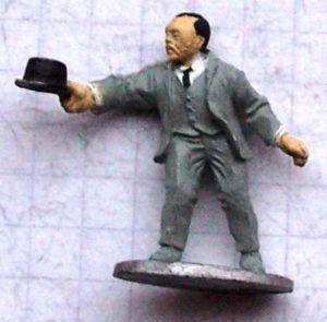 Denizen Miniatures Oriental Thug Odd Job