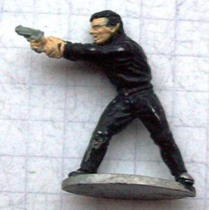 Denizen Miniatures 007 James Bond Secret Agent