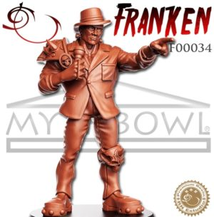 RN Estudio Myth Bowl Franken Sinatra Flesh Golem