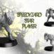 Txarli Miniatures Speedyzard Star Player