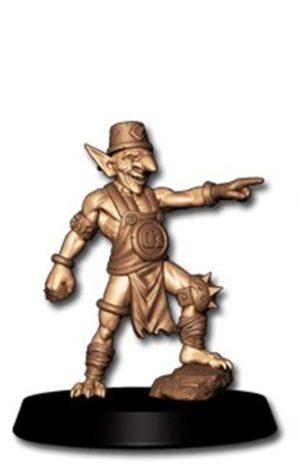 RN Estudio Stampede Team Goblin Player #1