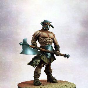 Sygill Forge Saxon Barbarian Rorbane