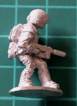 Denizen Miniatures 25mm Adventurer Advancing