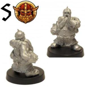 Star Player Miniatures Dwarf Runner No 5