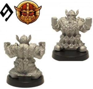 Star Player Miniatures Dwarf Blocker No 9