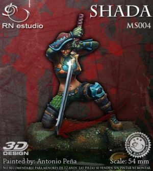 RN Estudio Miniatures Shada