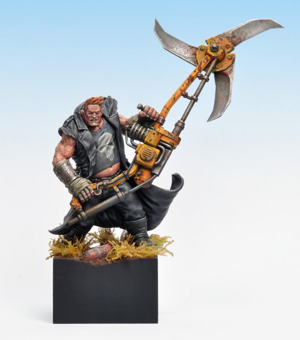 Miniature Factory Uncle Mort