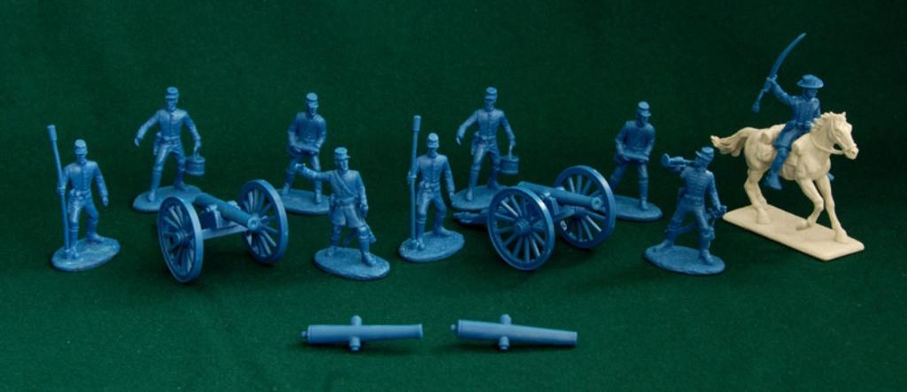 Expeditionary Force American Civil War U.S. Artillery